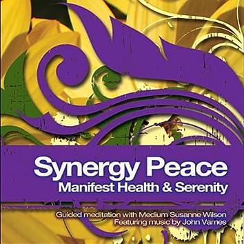 Synergy Peace (feat. John Vames) - Single