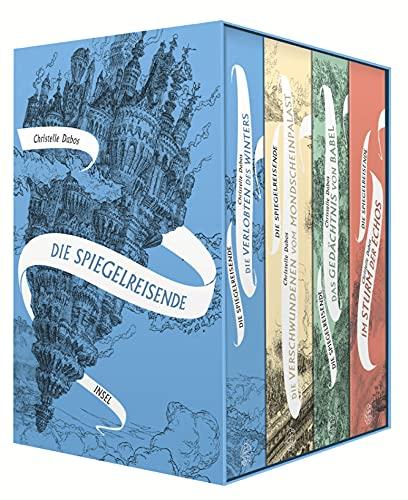 Die Spiegelreisende - Bände 1-4: Schuber, Bände 1-4