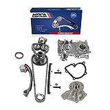 240sx ka24de timing chain kit - MOCA New Timing Chain Kit & Water Oil Pump for 1991-1998 Nissan 240SX 2.4L L4 16V DOHC KA24DE