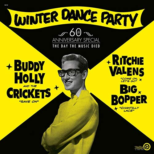 Winter Dance Party - 60th Anniversary Of The Day The Music Died (Buddy Holly, The Crickets, Richie Valens, Big Bopper) [Vinilo]