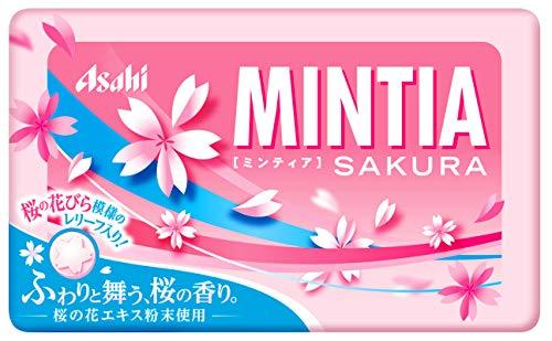 アサヒグループ食品 ミンティアさくら 50粒 ×10個