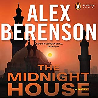 The Midnight House                   By:                                                                                                                                 Alex Berenson                               Narrated by:                                                                                                                                 George Guidall                      Length: 10 hrs and 46 mins     2,102 ratings     Overall 4.2