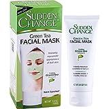 Sudden Change Green Tea Facial Mask, 3.4 oz.