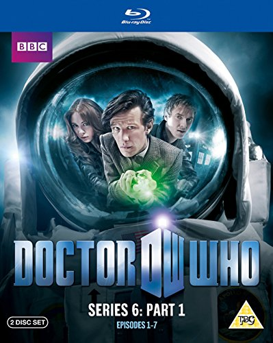 Doctor Who - Series 6, Part 1 [Blu-ray]