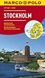 MARCO POLO Cityplan Stockholm 1:15 000: Stadsplattegrond 1:15 000 (MARCO POLO Citypläne)
