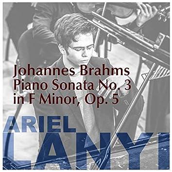 Piano Sonata No. 3 in F minor, Op. 5