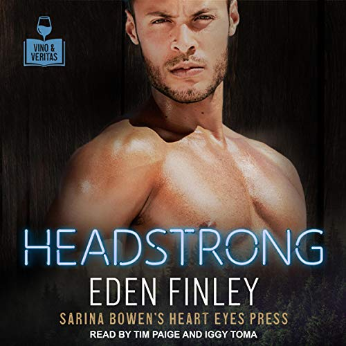Headstrong cover art