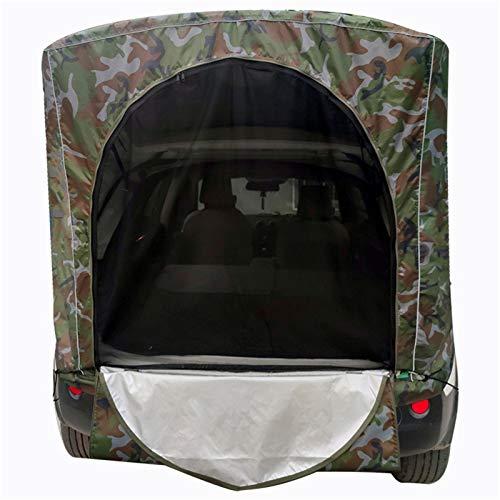 Zelt Für LKW-Bett, Auto-LKW-Zelt Regendichter Sonnenschutz Tragbar Für SUVs Camping Abnehmbare Markise A