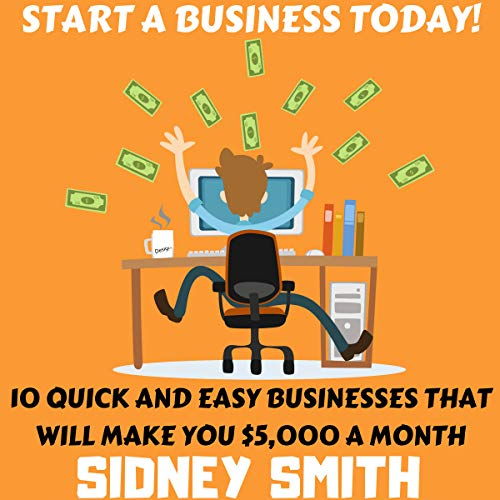 Start a Business Today! cover art