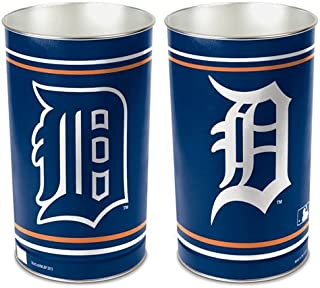 detroit tigers wastebasket