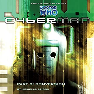 Cyberman 1.3 - Conversion cover art