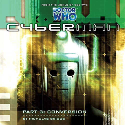 Cyberman 1.3 - Conversion audiobook cover art
