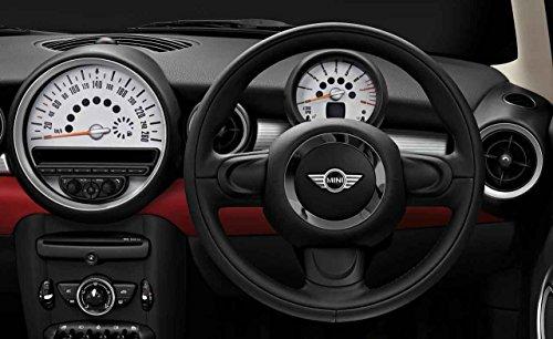 MINI Original-Sport-Lenkradschutz mit schwarzer Unterseite, 32306863536