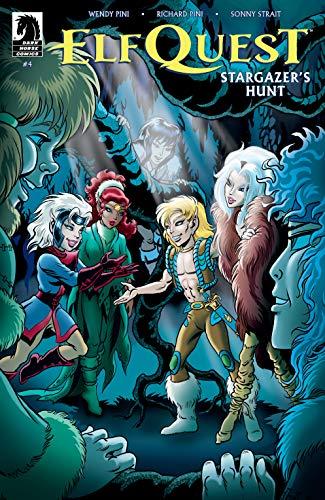 Elfquest: Stargazer's Hunt #4 (English Edition)