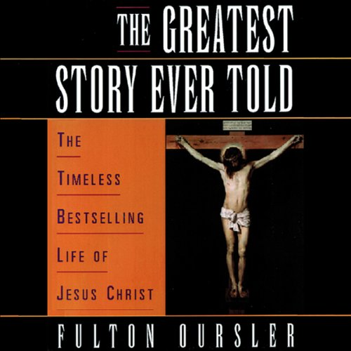 The Greatest Story Ever Told cover art