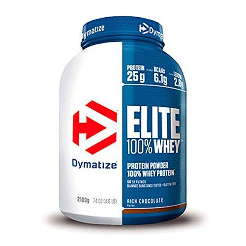Dymatize Elite Whey - 2,1 kg Gourmet Vanilla