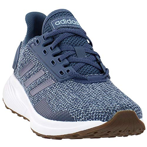 adidas Womens Duramo 9 Running Casual Shoes, Blue, 8.5