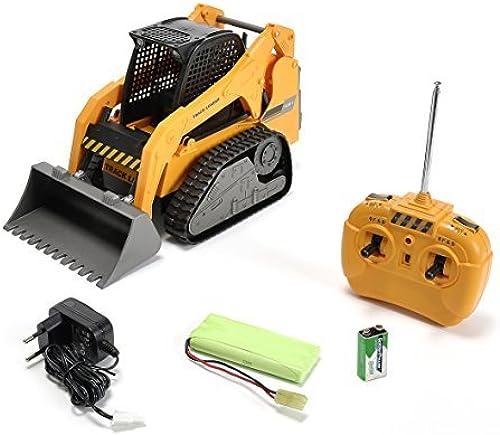 Carson 500907194 - Fahrzeug, 1 12 Kettenlader 27 MHz 100% RTR by Carson