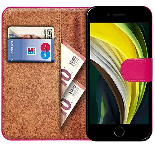Conie Handyhülle für iPhone 7 – Bookstyle aus PU Leder - 2