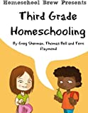 Third Grade Homeschooling: (Math, Science and Social Science Lessons, Activities, and Questions)