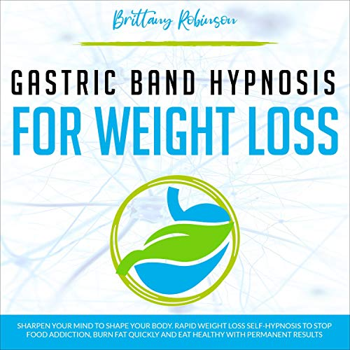 Gastric Band Hypnosis for Weight Loss cover art