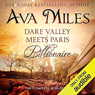 Dare Valley Meets Paris Billionaire: The Complete Mini-Series audiobook cover art