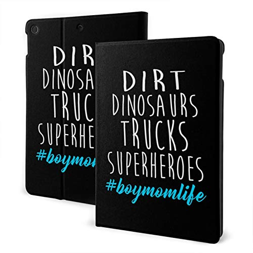 Mom Life Dirt Trucks Superheros Din…