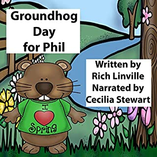 Groundhog Day for Phil audiobook cover art