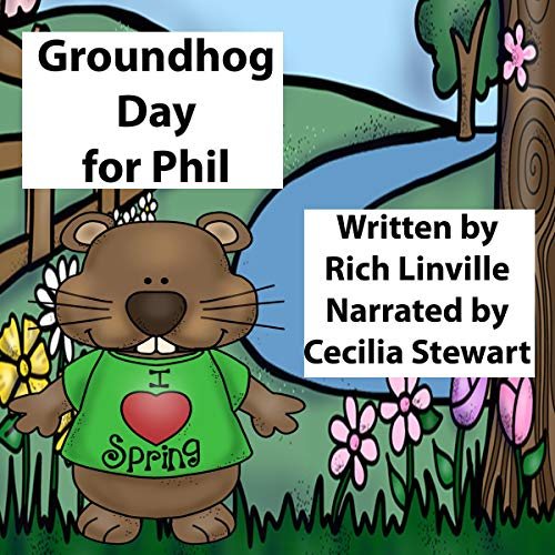Groundhog Day for Phil  By  cover art