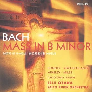 Bach, J.S.: Mass in B minor, BWV232