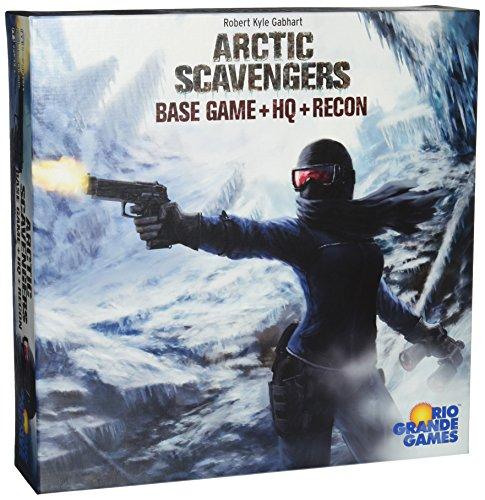 Arctique Scavengers Base de Game & Recon - Jeu de société