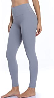KYRIAD Buttery Soft High Waisted Yoga Pants for Women 7/8 Length Workout Leggings with Inner Pockets Squat Proof