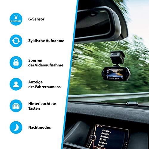 TrueCam A7s GPS Professionelle Dashcam Autokamera 2K Super HD - 6