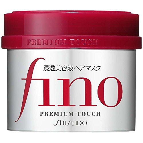 【第1位(同率)】フィーノ『プレミアムタッチ 浸透美容液ヘアマスク』