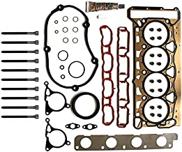 SCITOO Head Gasket Bolts Set Replacement for Audi A4 Quattro for Audi A5 Quattro for Audi Q5 for Audi TT 08-13 Head Gaskets Kit Sets