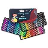 Artina lápices de colores para niños Artilo Set de 120 lápices - Juego XXL de pinturas para niños de madera FSC irrompibles – para dibujar y colorear – En casa o colegio