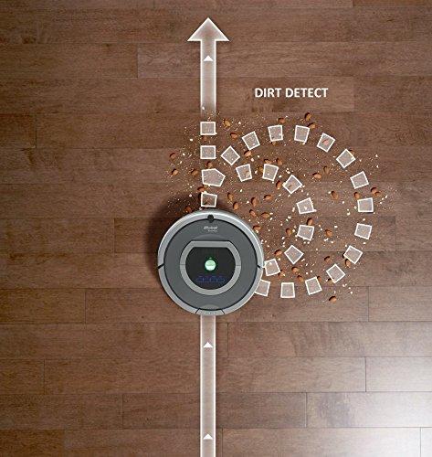iRobot Roomba 782 Staubsaug-Roboter - 3