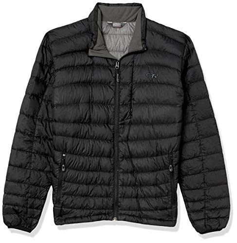 Outdoor Research - Transcendent Sweater, Color Negro, Talla L