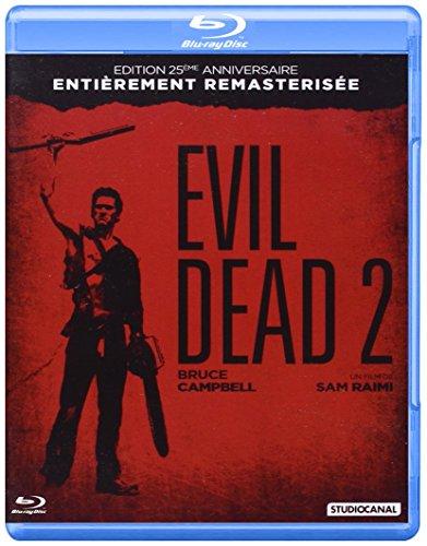 EVIL DEAD 2 (Tanz der Teuefel 2) Extended / UNCUT Version (Deutsch) (Blu-ray)