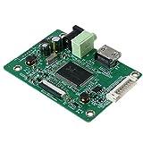 Entrada de audio Controlador de pantalla Arcade Kit de placa de controlador LCD de 30 pines Pantalla LED HDMI VGA EDP, el tamaño de la pantalla de soporte es de 10 a 17.3 pulgadas Pantalla LCD EDP