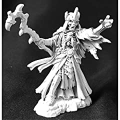 Found in Reaper Miniatures' Category: Dark Heaven Legends Unpainted Metal Miniature Figure sculpted by artist Bob Ridolfi