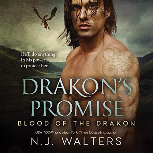 Drakon's Promise cover art