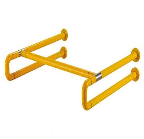 FHLYCF Handl e, für ältere Menschen, Behinderte, barrierefreie Handl e, sicherer Halt, Zugang 304 Edelstahl, antibakterielles Nylon, 70cm   x 55cm