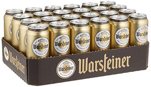 Warsteiner Radler, 24er Pack, (24 x 500ml) inc. 6.00€ EINWEG Pfand
