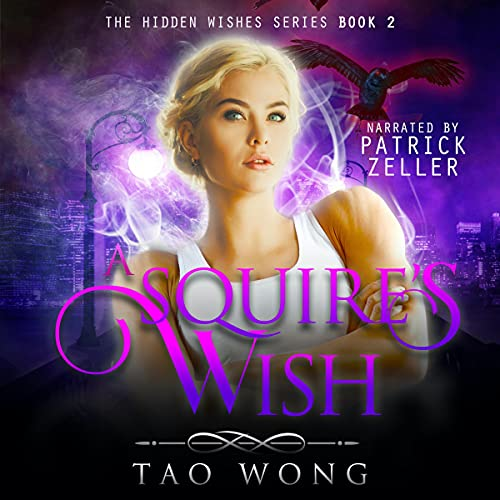 A Squire's Wish: A GameLit Novel cover art