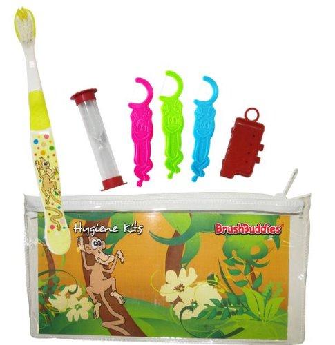Brushbuddies Kid's Hygiene Kit