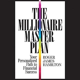 The Millionaire Master Plan audiobook cover art