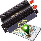 Afterpartz OVO-103A Profi Auto Motorrad GPS Tracker Anti-Diebstahl Überwachung GSM GPRS Google...