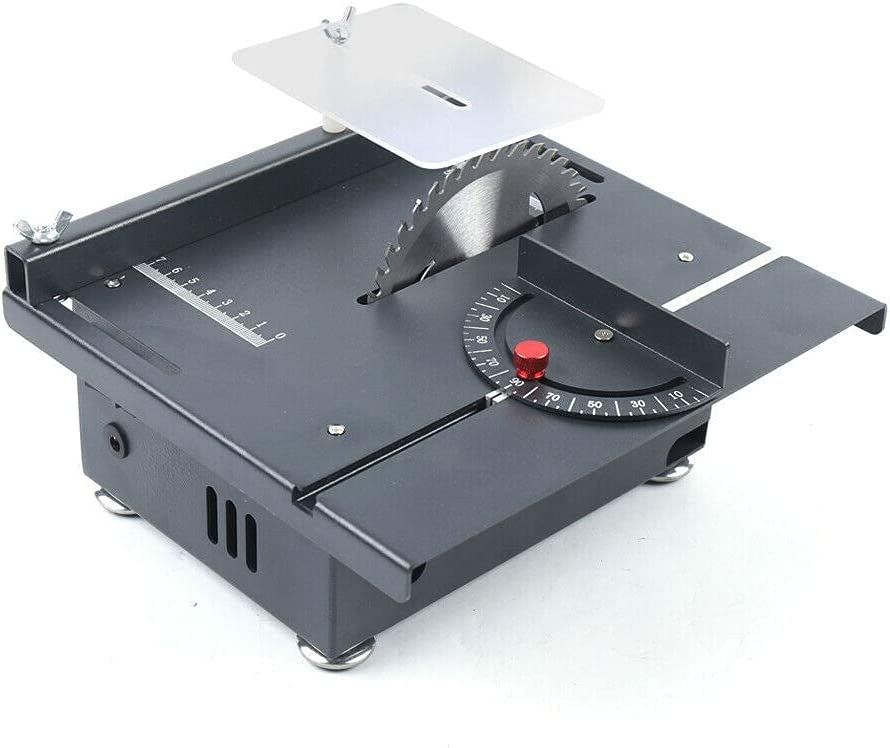 Max 67% OFF Mini Electric Table Arlington Mall Saw Woodworking Bench Machine Portable