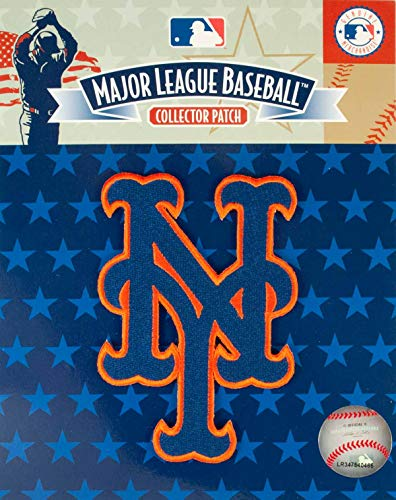 Emblem Source New York Mets NY Jersey Sleeve MLB Logo Patch Officially Licensed